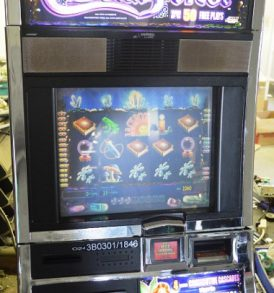 Crystal Forest Williams Bluebird 1 Slot Machine by WMS for sale