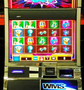 Dr Jackpot Williams Bluebird 2 Slot Machine by WMS for sale