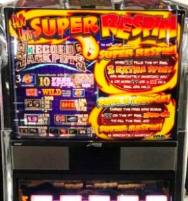 record jackpots-williams-bluebird-1-slot-machine-sc