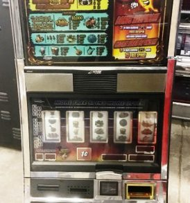 Reels of Dublin Williams Bluebird 1 Slot Machine by WMS for sale