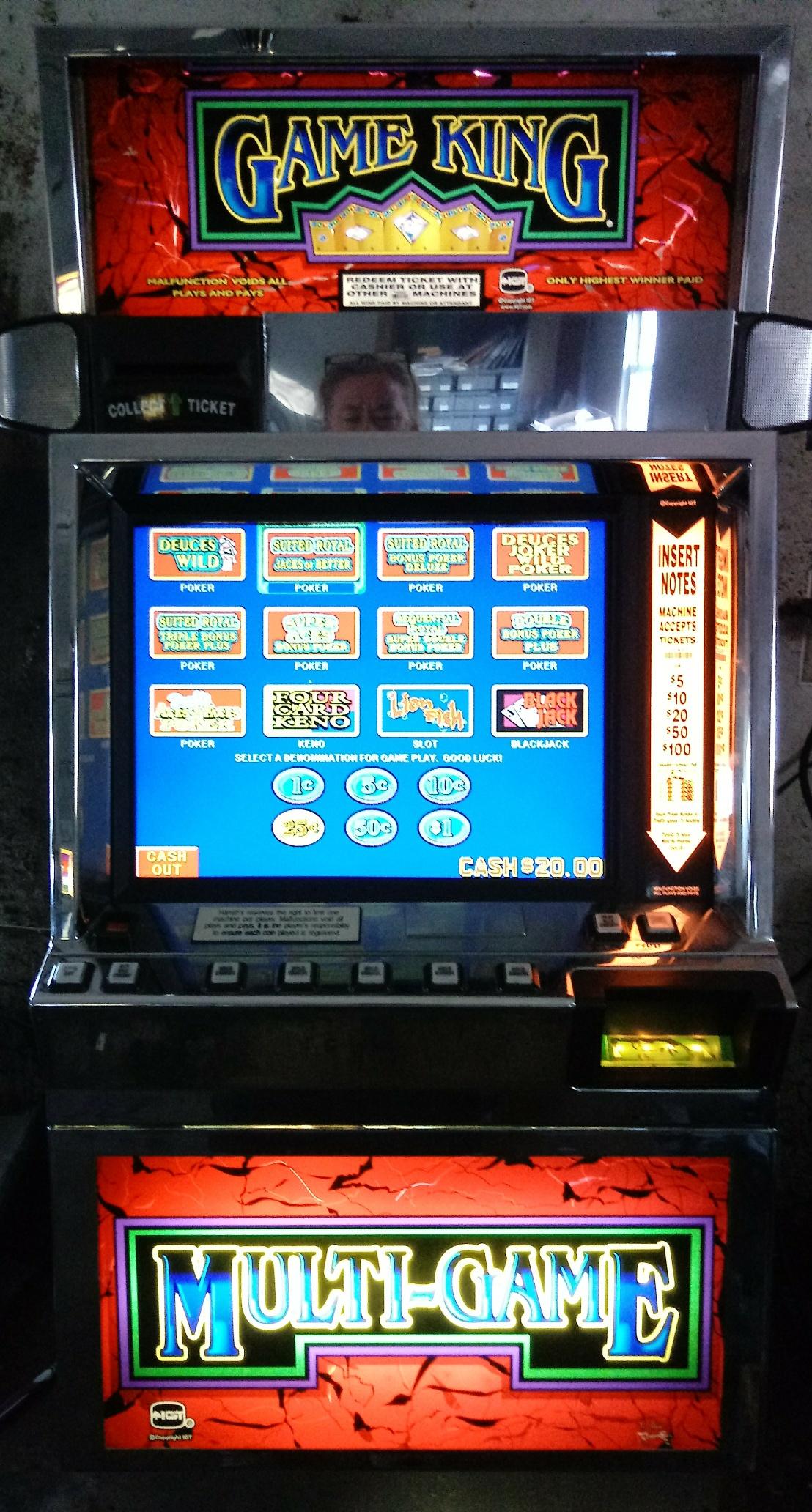 E Games Slot Machine