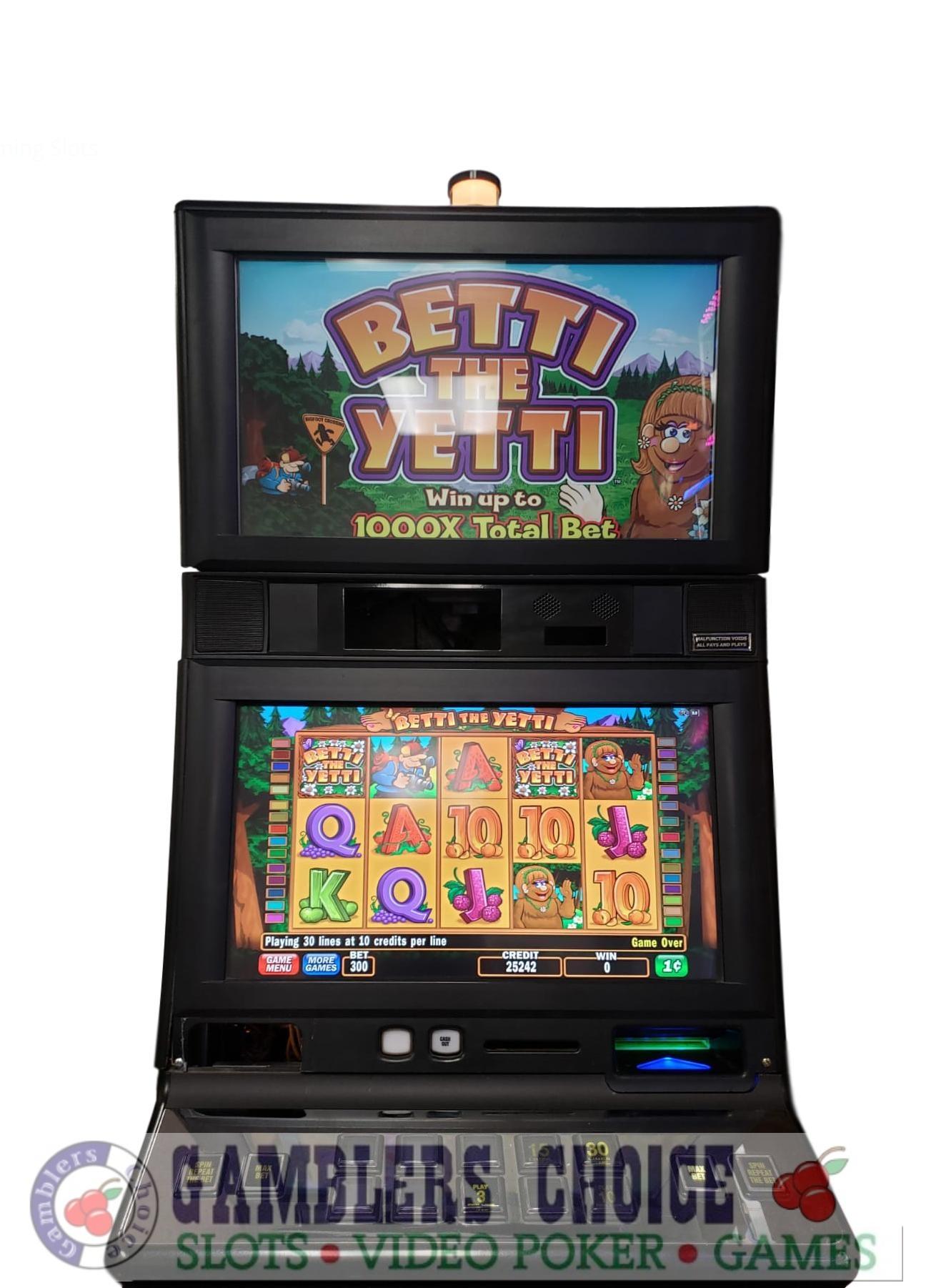 Slot Machines Definition