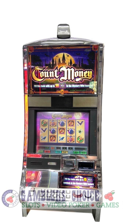 Count Money Slot Machine