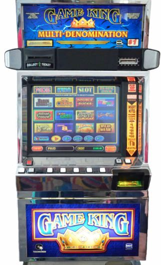 game king igt poker machine