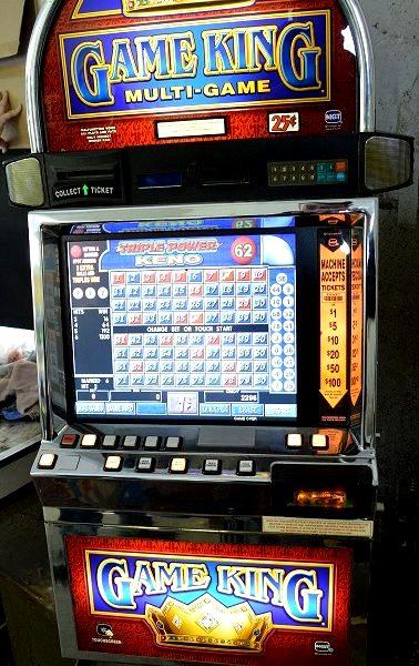 King Slot Machines