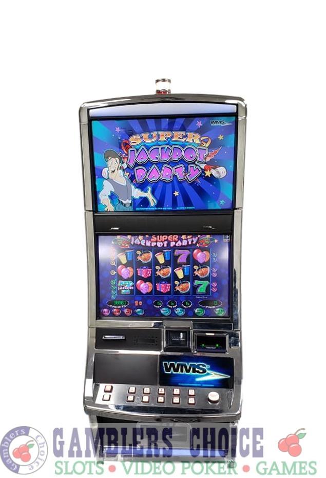 Super Jackpot Party Slot Machine For Sale