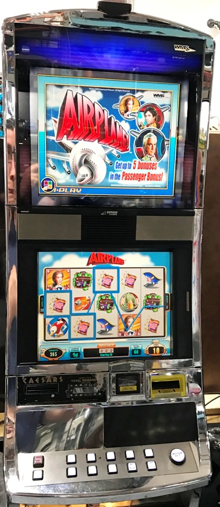 Airplane Williams Bluebird 1 Slot Machine by WMS for sale