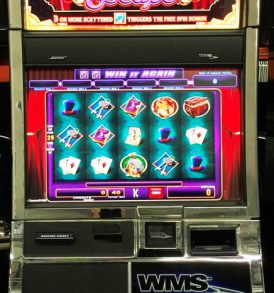 Amazing Escape Williams Bluebird 2 Slot Machine by WMS for sale