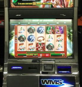 Birds of Prey Williams Bluebird 2 Slot Machine by WMS for sale
