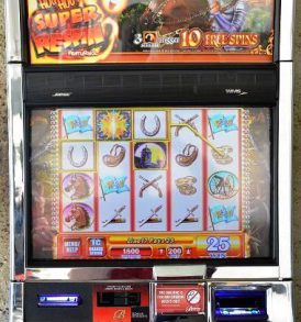 Cavalier Williams Bluebird 2 Slot Machine by WMS for sale
