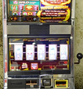 China Moon Williams Bluebird 1 Slot Machine by WMS for sale