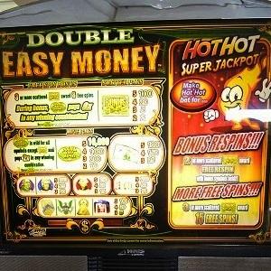 Double easy money slots cedric alexandre poker