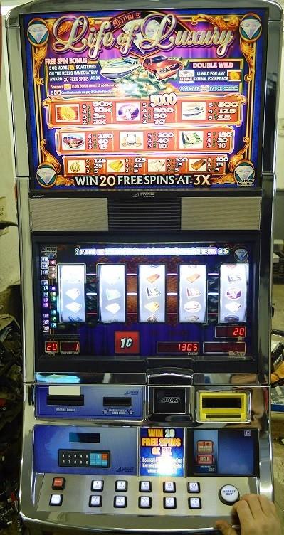 Life of luxury slot machine jackpot machines