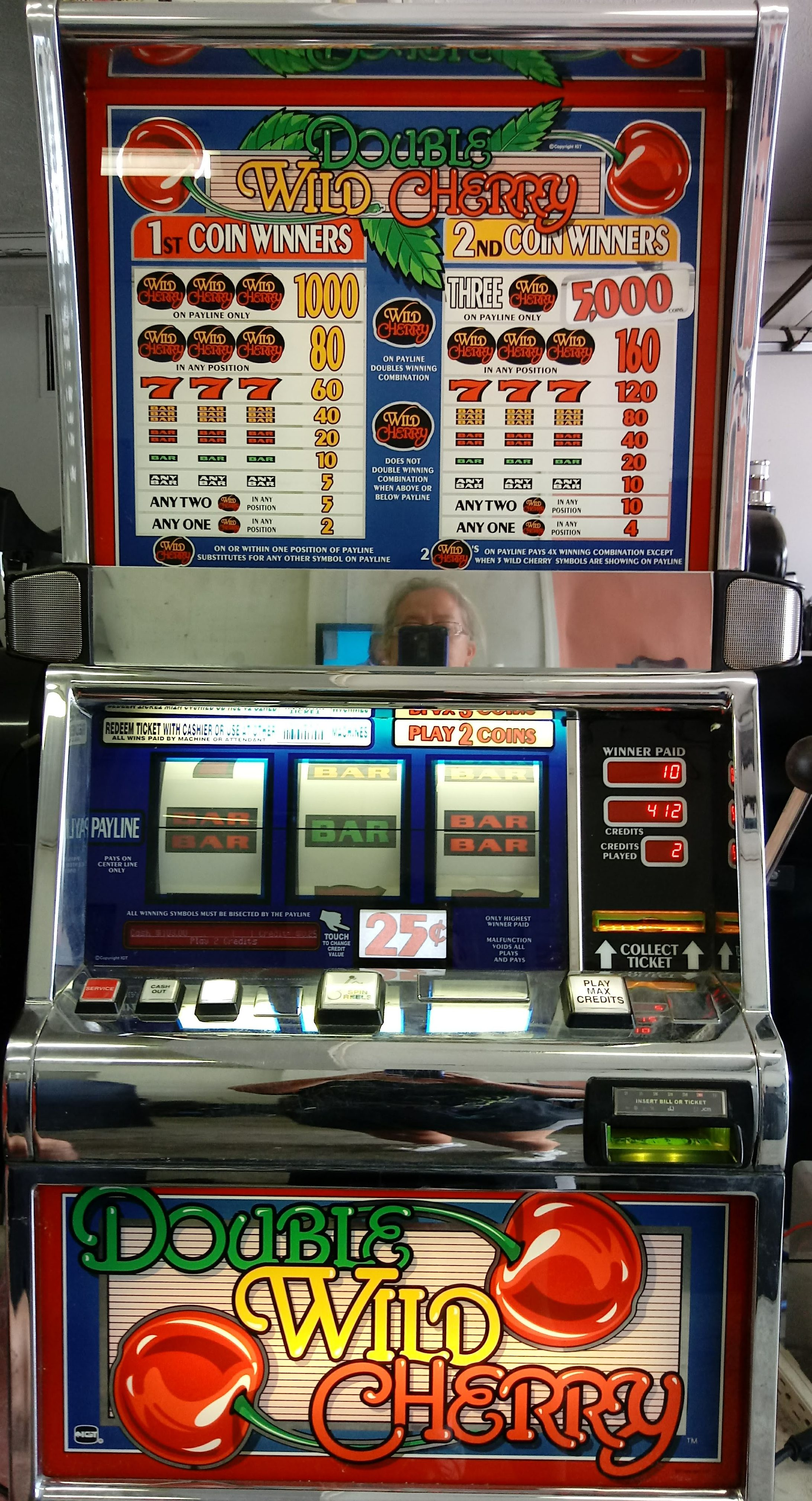 Cherries Slot Machine
