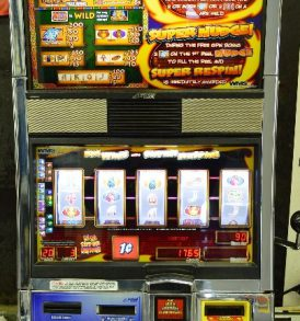 Egypt Williams Bluebird 1 Slot Machine by WMS for sale