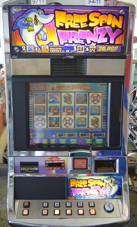 free-spin-frenzy-williams-bluebird-1-slot-machine--3