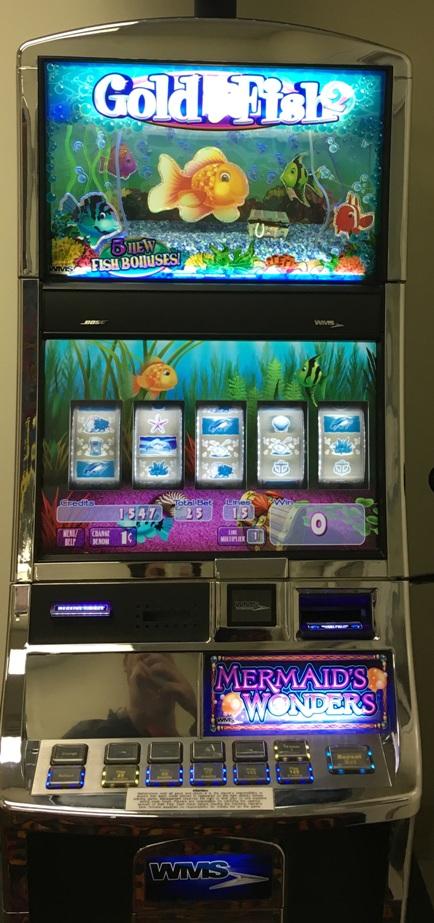 Gold Fish Slot Machine