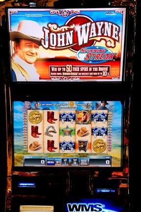 John Wayne Williams Bluebird 1 Slot Machine Slot