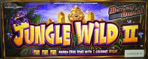 Jungle wild slot machine free