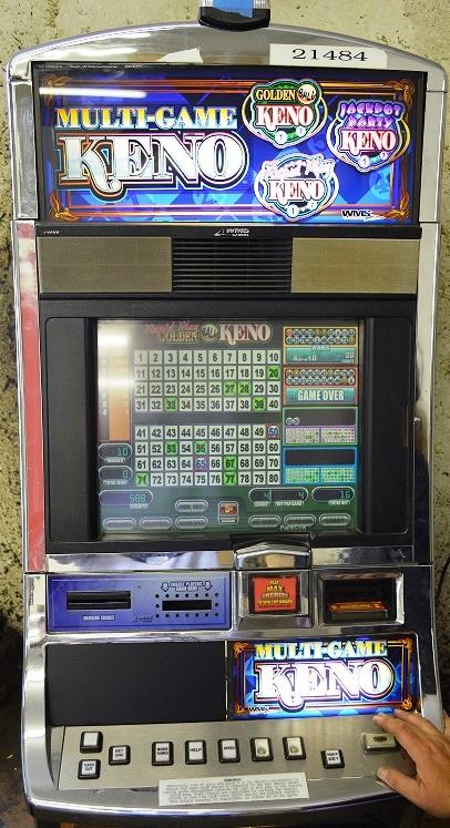multi game keno williams bluebird 1 slot machine