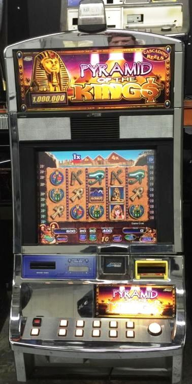 Pyramid Of The Kings Slot Machine Free Download