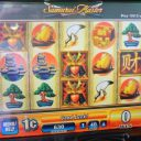 samurai master williams bluebird 1 slot machine 3