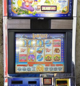 Slotsky Williams Bluebird Slot Machine by WMS for sale