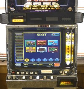 IGT Super Star Poker Machine for sale