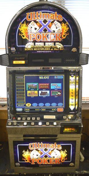 IGT Super Star Poker Machine for sale