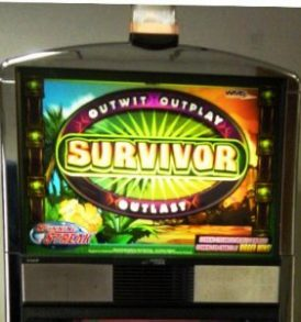survivor-williams-bluebird-1-slot-machine-sc