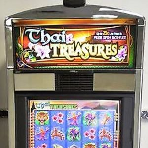 Thai treasure slot machine game casino market statistics