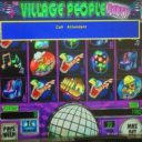 village-people-party-williams-bluebird-1-slot-machine--2